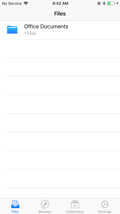Screenshot for Browser FM Оффлайн Менеджер in Russian Federation App Store