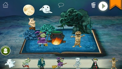 cancel StoryToys Haunted House Android 용 2