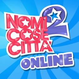NomiCoseCittà 2 : ONLINE