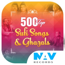 500 Sufi Songs and Ghazals