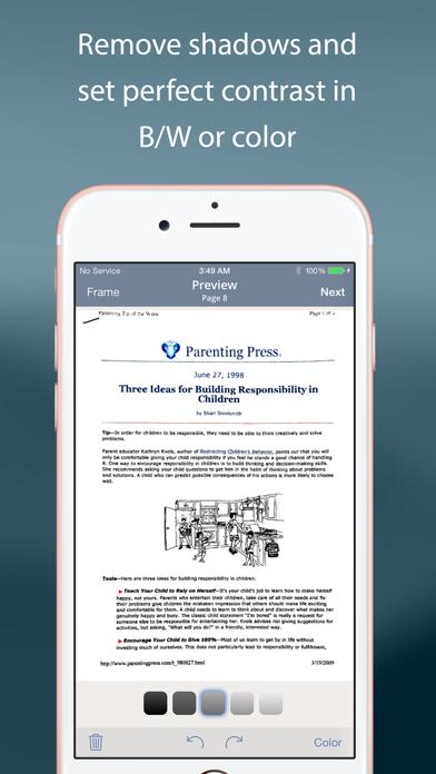 download TurboScan™ Pro: PDF scanner apps 0