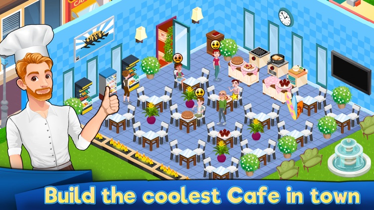 Cafe Management my Restaurant