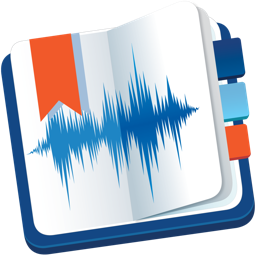Ícone do app eXtra Voice Recorder Pro.