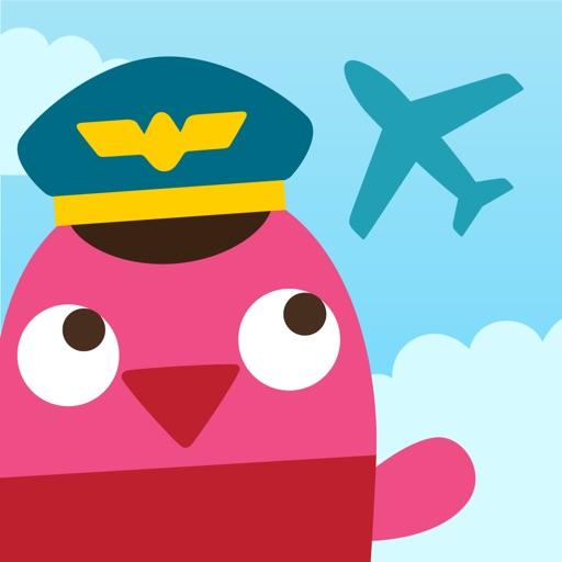 Sago Mini Planes Adventure