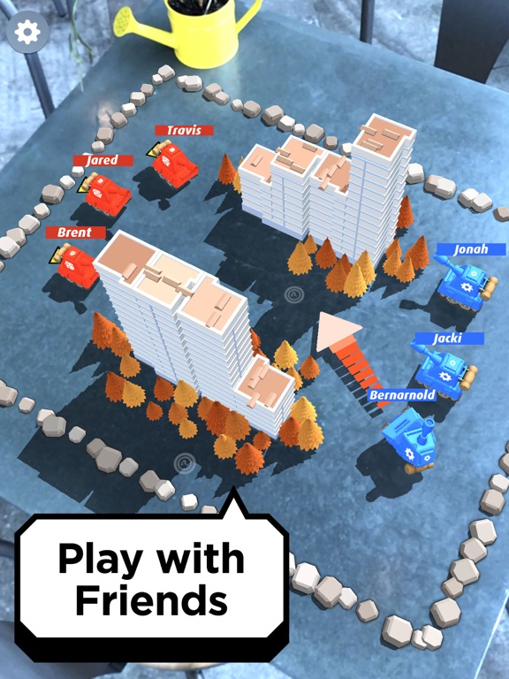 Smash Tanks! screenshot 2