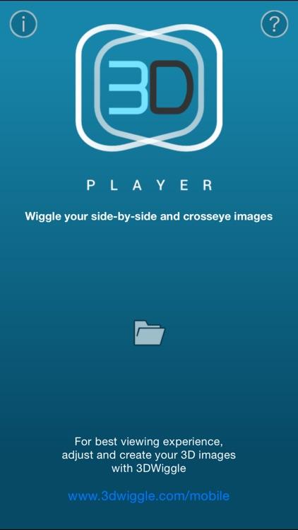 3DWiggle Player