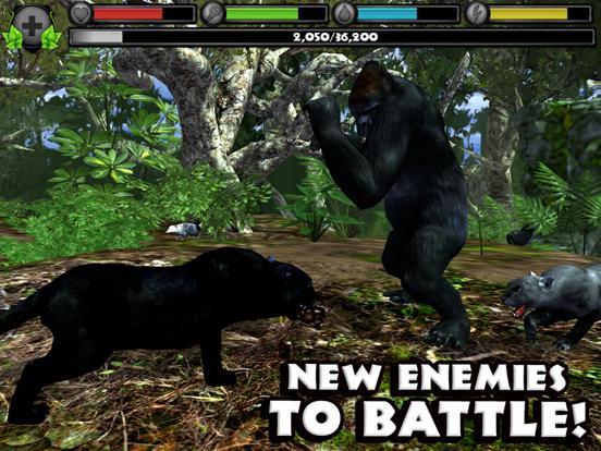 Игра Panther Simulator