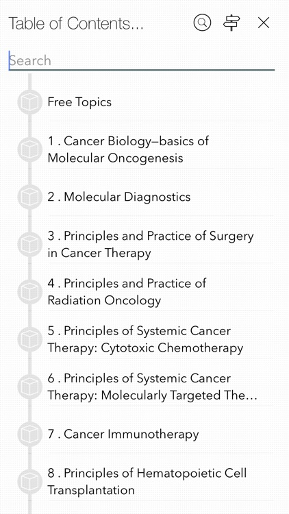 Washington Manual of Oncology screenshot-8