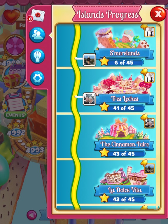 Cookie Jam:マッチ3ゲーム (Match 3)のおすすめ画像7