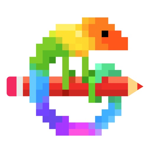 Kleuren op nummer - Pixel Art