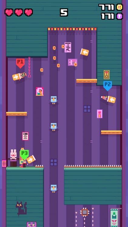 Crossy Road Castle screenshot-6