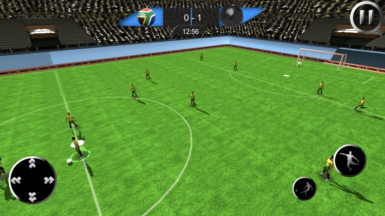 Soccer League Evolution screenshot-7