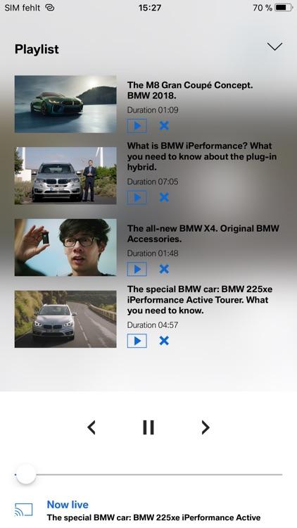 BMW SmartTV screenshot-5