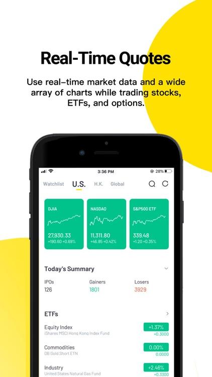 TradeUP: Stock/Options Trading screenshot-3