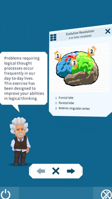 Einstein™ Brain Training HD screenshot 10