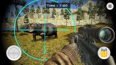 Island Animal Survival Hunter Screenshot on iOS