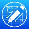 Geometry Pad+ - iPadアプリ