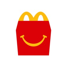 McDonald's Happy Meal App MEA