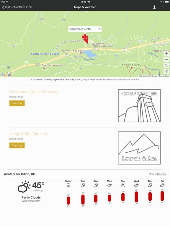 InstructureCarn 2018 screenshot 7