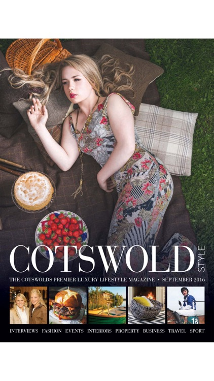 Cotswold Style Magazine screenshot-0