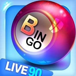 Bingo 90 Live: Slots & Bingo