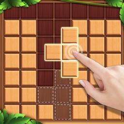 Block Puzzle - Wood Games