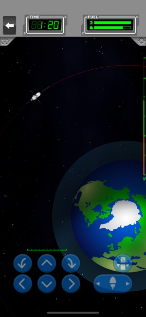 Space Agency Screenshot