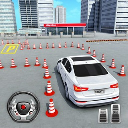 Car Drive and Parking Games