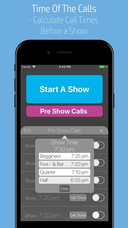 Show StopWatch screenshot-7