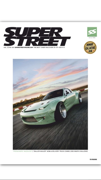 Super Street screenshot-0