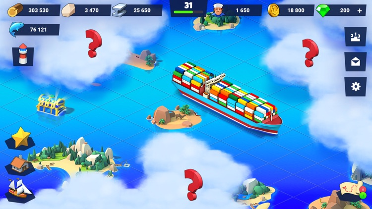 Sea Port: Cargo Ship Harbor screenshot-3