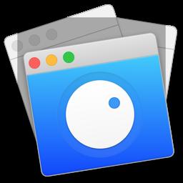 Ícone do app HazeOver • Menos distrações