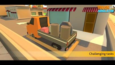 Logistics Truck Simulator 2018 screenshot three