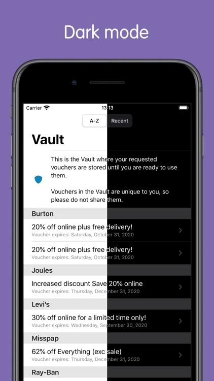 Blue Light Card screenshot-3