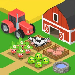Farm and Fields - Idle Tycoon