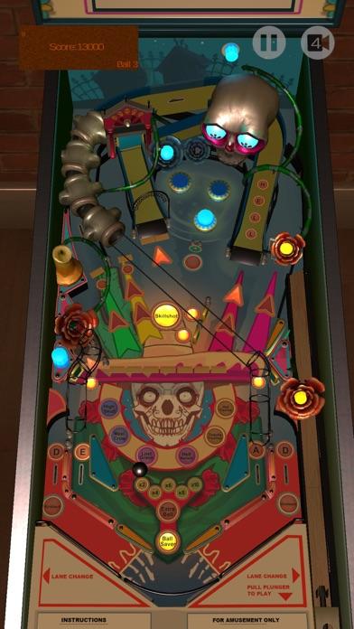 Pinball Frenzy 3D Pro screenshot 1