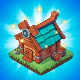 Mergest Kingdom: merge puzzle