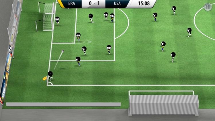 Stickman Soccer 2016 screenshot-4