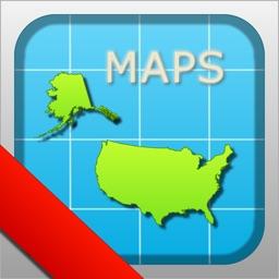 USA Pocket Maps
