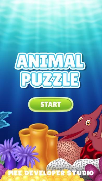 Dino Puzzle Hidden Dinosaur screenshot one