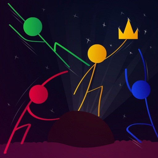 Stick Man Fight: The Best Game