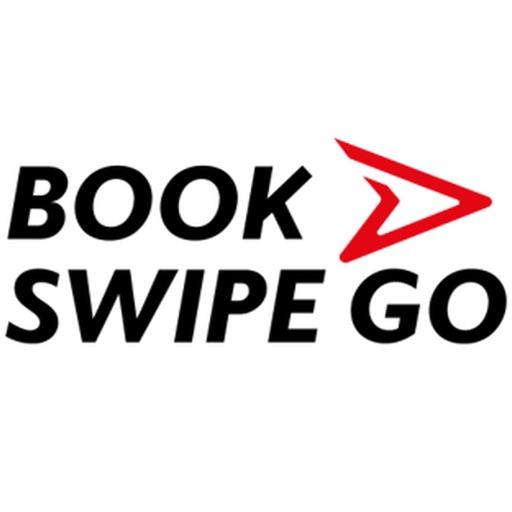 Book, Swipe & Go!