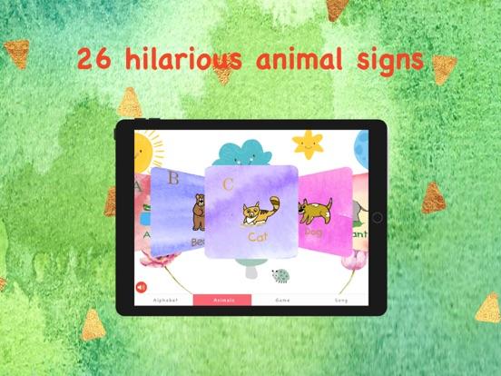 Sign Me ABCs Screenshots