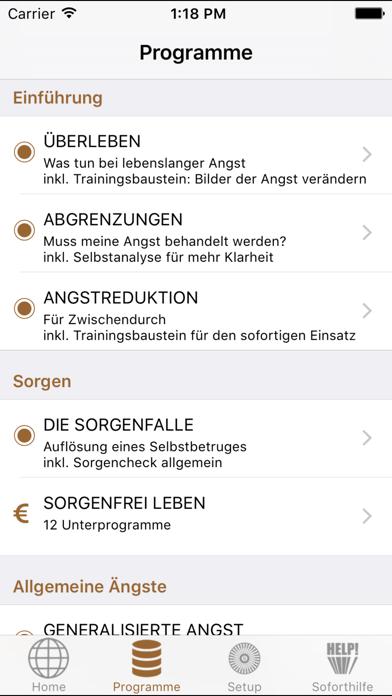 FreiLebenScreenshot von 3