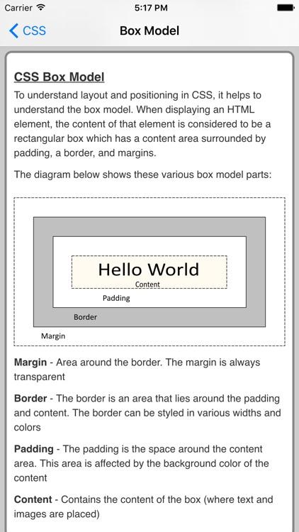 CSS Pro Quick Guide screenshot-3