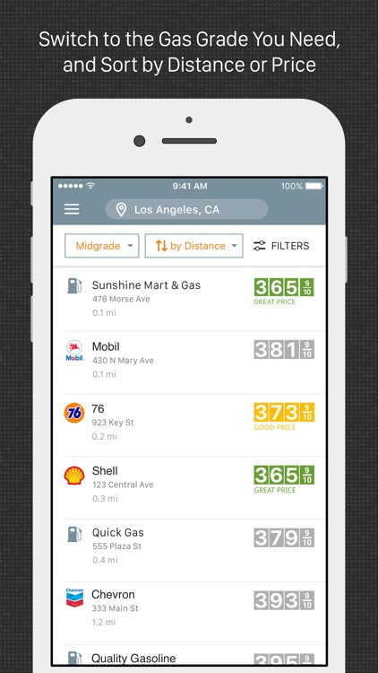 Gas Guru: Cheap Gas Prices screenshot-2