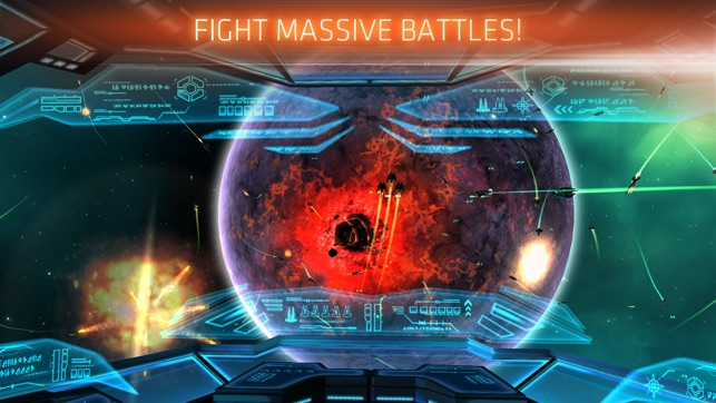 Galaxy on Fire™ - Alliances Screenshot