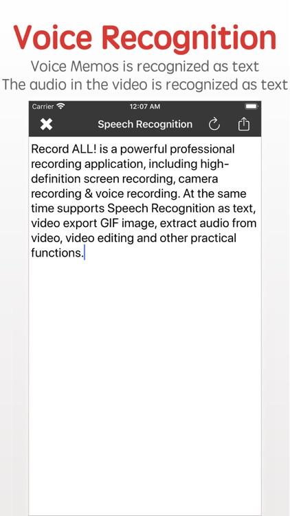 Screen Recorder -Fast Recorder screenshot-7