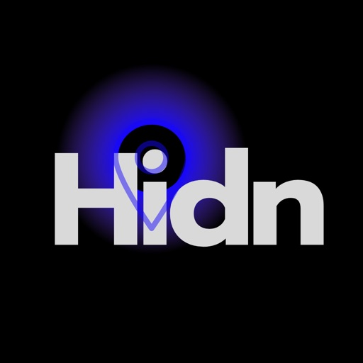 Hidnmap icon