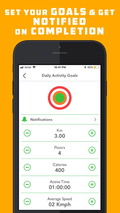 Pedometer Lite for Weight Loss screenshot-1